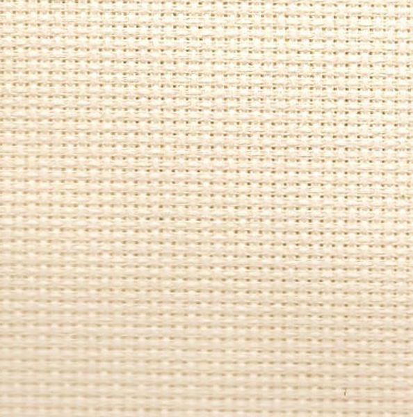 DMC Ecru 18 Count Aida Fabric